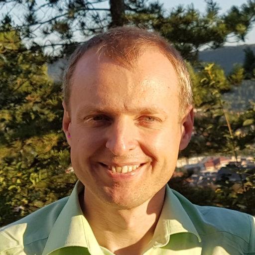 Roman Noskov. Kredit: R. Noskov.