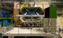Experiment LHCb. Kredit: CERN.