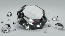 Konvenční diamant. Kredit: Pixabay/CC0 Public Domain.