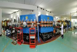Heavy Ion Research Facility. Kredit: Chinese Academy of Sciences.