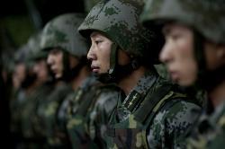 Vylepší si čínská armáda vojáky? Kredit: Chairman of the Joint Chiefs of Staff.