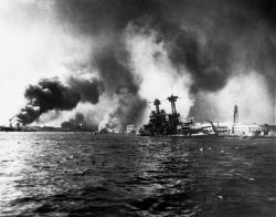 Hlasité ryby americké mariňáky připravovaly o klidný spánek za druhé světové války, zvláště v Tichomoří po Pearl Harboru. (Kredit:  US Navy)