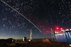 První mobilní stanice pro přenos kvantové komunikace. Kredit: Jin Liwang/Xinhua/Alamy Live News.