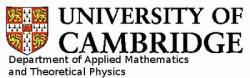 Aplikovaná matematika a teoretická fyzika, Cambridge.