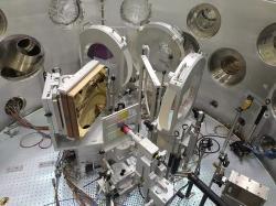Experimentální komora vcentru CoReLS, kde padl rekord. Kredit: Chang Hee Nam/CoReLS.