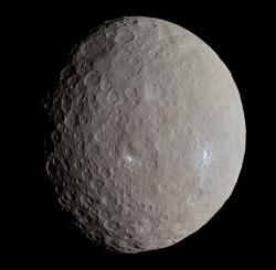 :: OSEL.CZ :: – Sanujeme trpasličí planetu Ceres masivním satelitem z místních surovin?