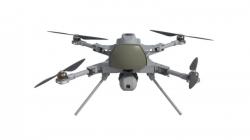 Sebevražedný dron STM Kargu. Kredit: STM.