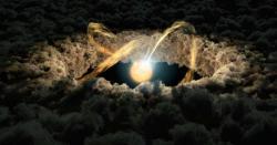 Jsou za mizením a zjevováním hvězd extrémní astrofyzikální mechanismy? Kredit: NASA.