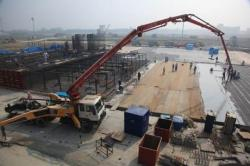 Zahájení betonáží prvního bloku v bangladéšské elektrárně Rooppur (zdroj Rosatom).