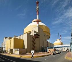 Elektrárna Kudankulam má dva reaktory typu VVER1000 (zdroj Atomstrojexport).