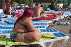 Začarovaný kruh. Čím jsme více při těle, tím horší to je s pohybem a i když svaly nosí větší váhu, paradoxně nám slábnou. Aktivátor genu PPAR by měl kromě zvýšené vytrvalosti, zabraňovat i nárůstu tělesné hmotnosti. (Autor fota: Luis Miguel Bugallo Sánchez (Lmbuga) – Vlastní dílo, CC BY-SA 3.0)