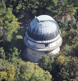 Konkoly observatoř. Kredit: Civertan / Wikimedia Commons.