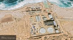 Staveniště elektrárny El Dabaa v Egyptě (zdroj Orgenergostroj).