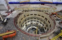 Místo pro umístění tokamaku ITER už je připraveno (zdroj ITER).