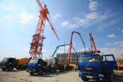 Začala betonáž jaderného ostrova bloku Kursk II-1 (zdroj Rosatom).