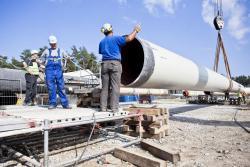 Stagnace jaderné energetiky v Evropě a odchod některých států od tohoto způsobu výroby elektřiny vedou ke stále větší závislosti na plynu, jeho dovozu z Ruska a jeho důsledkem je i budování plynovodu Nordstream (zdroj Nordstream).