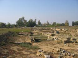 Žalostné zbytky Abdér. Kredit: Wikimedia Commons