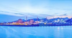 V roce 2018 se do komerčního provozu dostal čtvrtý blok elektrárny Tchien-wan (zdroj NIAEP).
