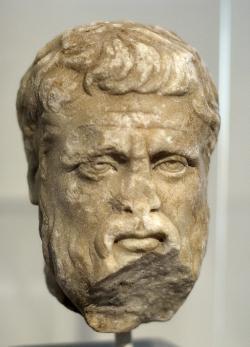 Platón. Kredit: Wikimedia Commons.
