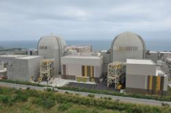 Reaktory Shin Wolsong 1 a 2 (zdroj KHNP).