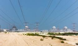 Jaderná elektrárna Barakah (zdroj ENEC).
