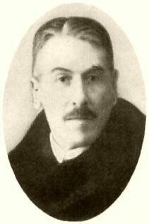 Snímek barona Nopcsy z poválečných let. V této době již nejspíš trpěl depresemi, ve světě paleontologie byl ale uznávanou osobností. Zdroj: Wikipedie