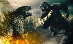 Godzilla vs King Kong. Kredit: Warner Bros. Pictures.