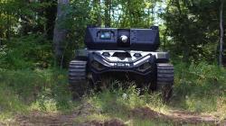 Revoluční robotický tank Ripsaw M5. Kredit: Textron Systems.