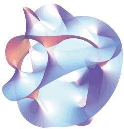 Najdeme temnou hmotu vpáté dimenzi? Kredit: Polytope24 / Wikimedia Commons.