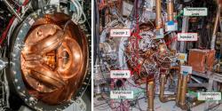 Experimentální fúzní reaktor řízený GPU. Kredit: University of Washington.