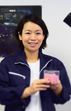 Lena Okajima. Kredit: Cabinet Office, Government of Japan.