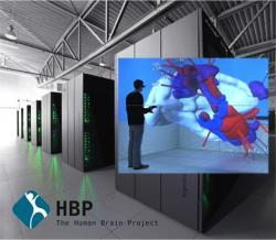 Zkoumání lidského mozku už se neobejde bez superpočítačů. Stránky Human Brain Project.    https://www.humanbrainproject.eu/-/hbp-workshop-on-interactive-supercomputing