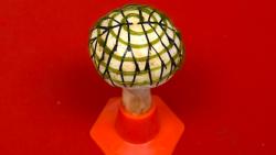 Superhrdinský nanobionický žampion. Kredit: Sudeep Joshi, Stevens Institute of Technology.