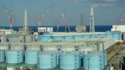 Nádrže ve Fukušimě I se stále více se plní tritiovou vodou (zdroj TEPCO).
