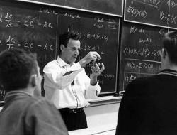 """""""Věda je dlouhou historií školení o tom, jak si přestat lhát do kapsy.""""  (Kredit: Caltech)"""