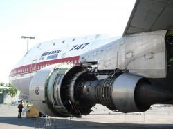Klasický tryskový pohon dostane do vzduchu i Boeing 747. Kredit: Mgw89 / Wikimedia Commons.
