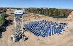 Technologie Heliogenu zvládne 1000 °C. Kredit: Heliogen.