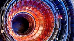 Vypravíme se do vesmíru v lodích s urychlovači částic? Kredit: CERN.