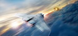 Kdy budou mít stíhači lasery? Kredit: Lockheed Martin.