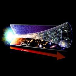 Žijeme ve vesmíru bez počátku a bez konce? Kredit: NASA, Goddard Space Flight.