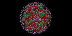 Nanoplazma. Kredit: Y. Kumagai/Tohoku University, via Physics.