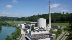 Švýcarská elektrárna Mühleberg byla odstavena na konci roku 2019 (zdroj ENSI).