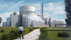 Vizualizace elektrárny Paks II (zdroj Paks II Ltd).