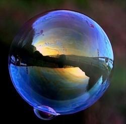 Bublina nicoty není na pořadu dne. Kredit: Brocken Inaglory / Wikimedia Commons.