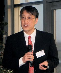 Philip Kim (2012). Kredit: Ghosttexter / Wikimedia Commons.