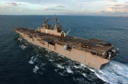 USS Boxer. Kredit: U. S. Navy.