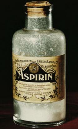 Acetylsalicylová kyselina - Aspirin má dlhú históriu...