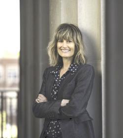 Gretchen Helmke, profesorka na University of Rochester, jedna ze zakládajících duší organizace Bright Line Watch.