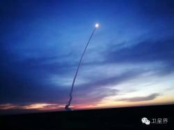 Start rakety CZ-11. Zdroj: spaceflight101.com