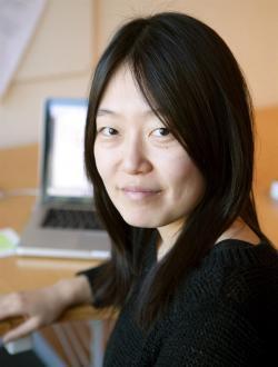 Emma Qingnan Zhang. Kredit: Chalmers.